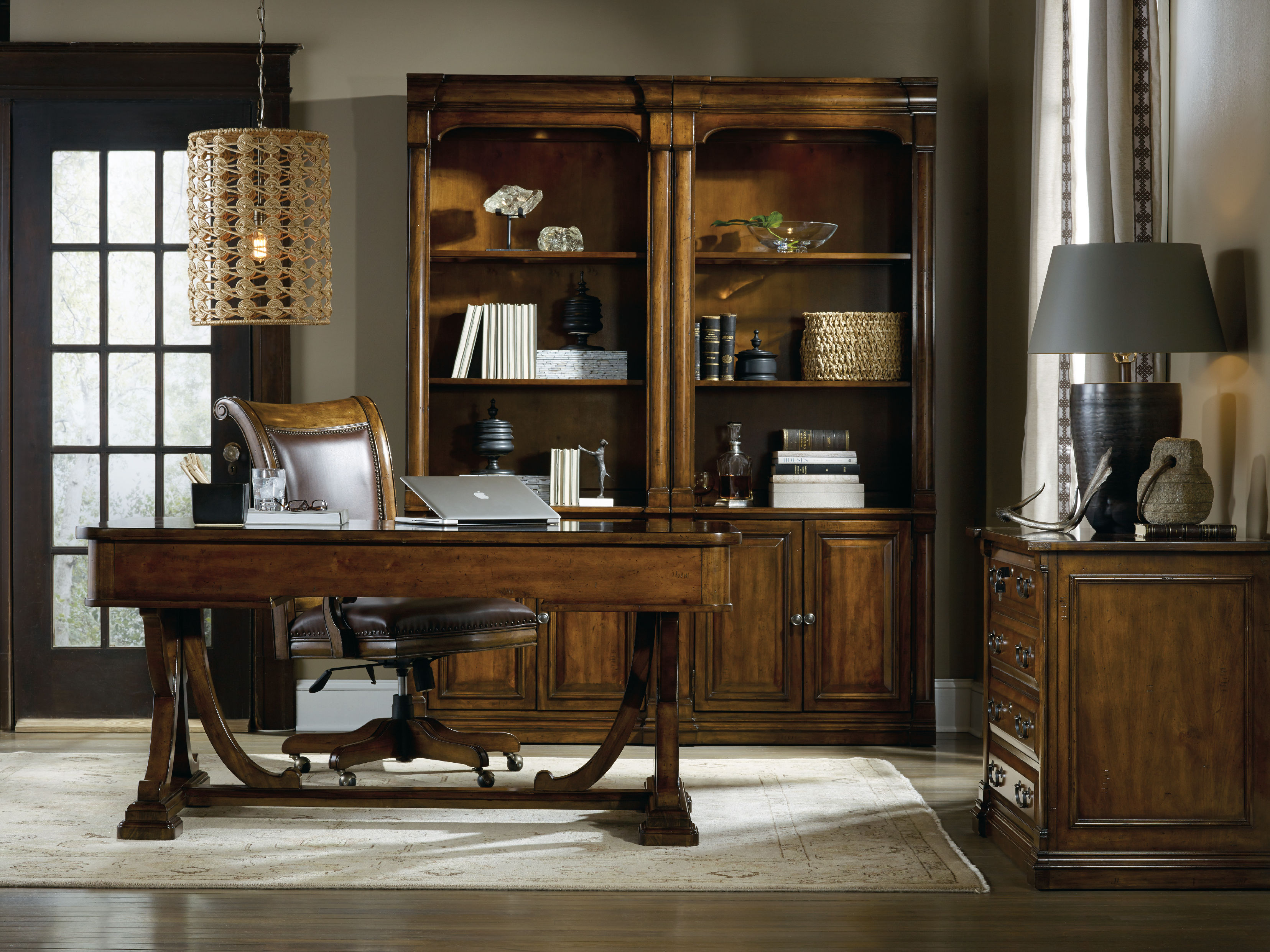 Hooker Tynecastle Home Office 52. Home Office   Design Source Gallery